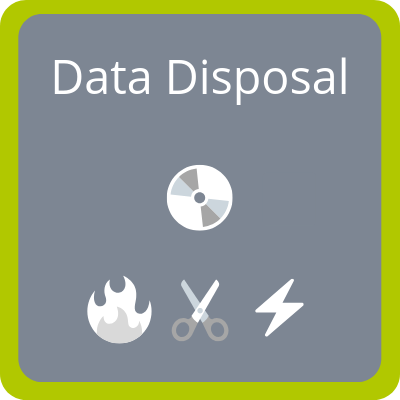 Data Disposal